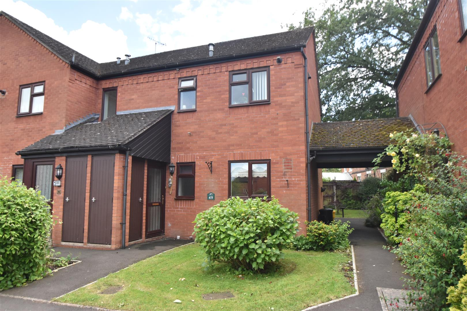 1 Bedroom Property for sale in St. Georges Crescent, Droitwich